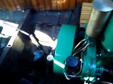 A norwegian FM-engine (видео)