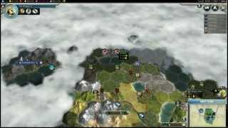 Part 3 Ethiopia Faith Builders / Let's Play Civ V Gods And Kings (Diety) HD
