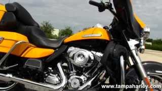 5. 2013 Harley-Davidson Electra Glide Ultra Limited - New Motorcycle for Sale