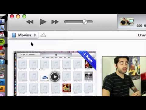How to Copy a Video From SD Card & Burn to a DVD-R : iMovie & Video Editing