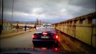 Manzini Swaziland  City new picture : Drive from Manzini to Matsapha (Swaziland)