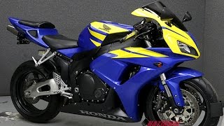 10. 2006  HONDA  CBR1000RR  - National Powersports Distributors