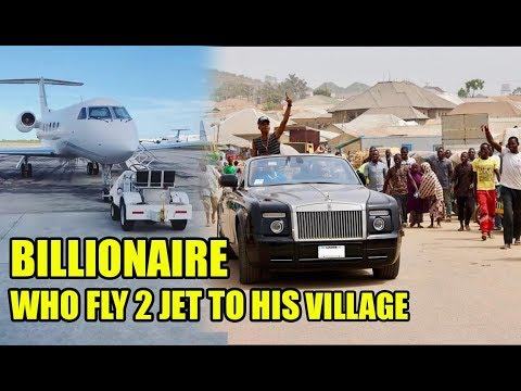 ( Must Watch ) - See Big Boy Richer Than Atiku & Buhari Combine