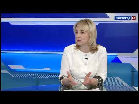 Ольга Устинова, уполномоченный по защите прав предпринимателей в Волгоградской области