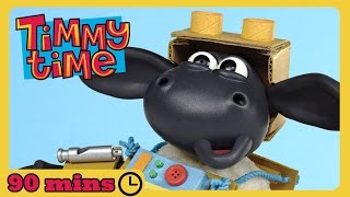 Video Timmy Time - Episodes 31-40 [90 mins] MP3, 3GP, MP4, WEBM, AVI, FLV Mei 2019