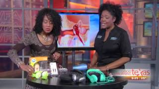 Dr. Naikai Butler featured on TV in Texas - 1/28/14