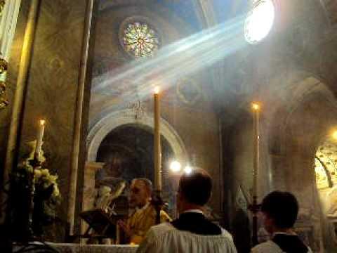 Liturgia ambrozjańska katolicka
