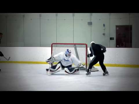 ProHybrid Training DVD Vol. 2. hockey goaltending drills, tips, techniques, goalies, zach sikich