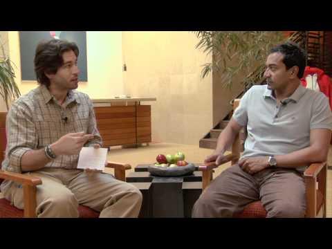Scientist M. Sanjayan Interview at Mountainfilm (видео)