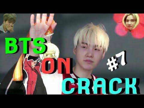 BTS ON CRACK #7 SUGA EL DIOS DEL BASKETBALL