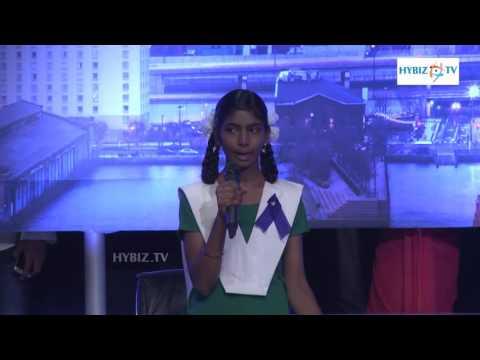 , Navyasree-Cyient Digital Center anniversary