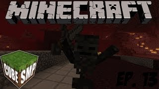 Cube SMP - Minecraft Cube SMP: Wither Spawning Pads - Episode 13