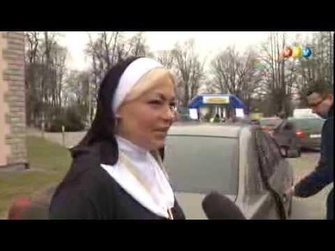 Tūrisma rallijs Ziemas festivāls 2014 VTV sižets