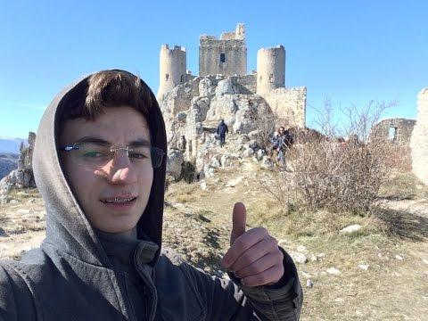 Rocca Calascio, il Castello di Ladyhawke VIDEO