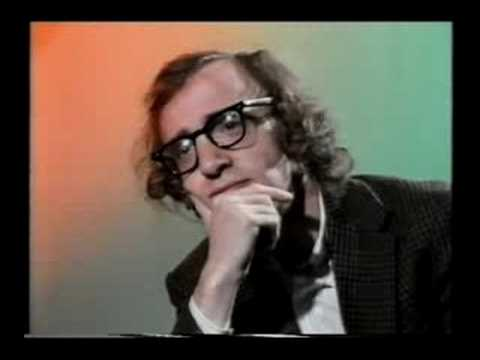 Talk Show - Woody Allen (Unreleased Granada Interview, 1971)