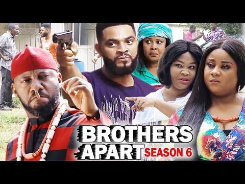 BROTHERS APART SEASON 6 - Yul Edochie New Movie 2020 Latest Nigerian Nollywood Movie Full HD