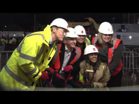 Name for New Staffordshire University Teaching Building