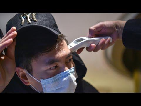 Coronavirus: Bedrückender Alltag im abgeriegelten Wuhan | AFP