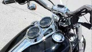 7. 2007 Harley-davidson Dyna Low rider, ready to ride, for sale in Texas, hear it run