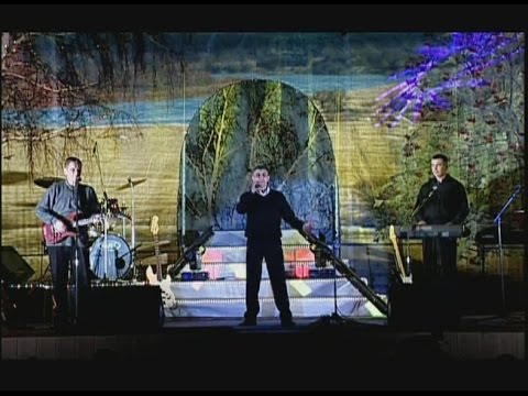 """Сергей Ничепорук, Андрей Соколов, Игорь Дудин, группа Ключ """"Закат"""" (2005)"""