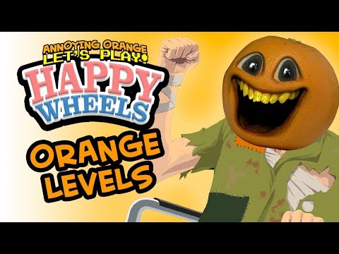 Video AO Happy Wheels Levels! [Annoying Orange Plays] download in MP3, 3GP, MP4, WEBM, AVI, FLV January 2017