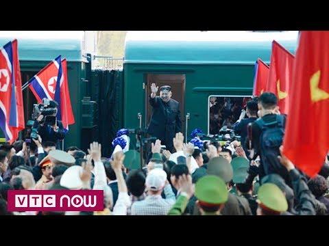 Chủ tịch Triều Tiên Kim Jong-un lên tàu hỏa rời Việt Nam - Thời lượng: 1:49:44.