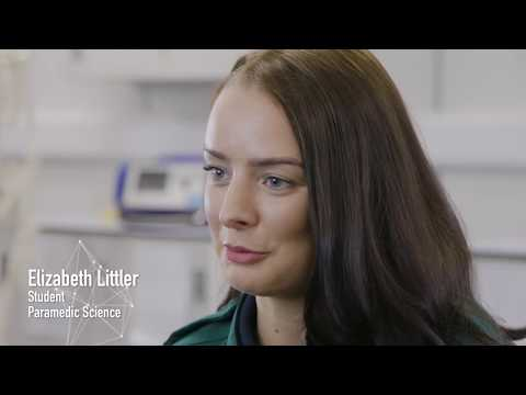 Paramedic Science at Staffordshire University: Connect to your future