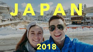 Video First trip to Japan! - Two weeks & three cities MP3, 3GP, MP4, WEBM, AVI, FLV Agustus 2019