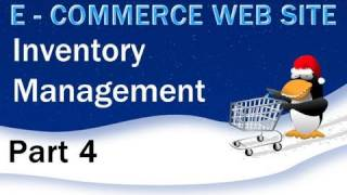 4. E - Commerce Website Tutorial - PHP MySQL Inventory Management