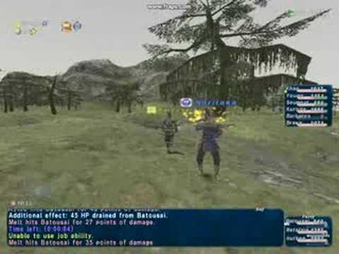 Judgement of an Assassin - FFXI - Ballista - Accurate Assassin 2 - Judgement.