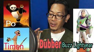 Video Dubber Buzz Lightyear-Toy Story, Po-Kungfu Panda, Timon-Lion King, Poor Prince, Dll MP3, 3GP, MP4, WEBM, AVI, FLV Desember 2018