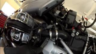 10. BMW Service - R1200CL Intake Rubber Inspection