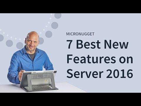 Introducing Windows Server 2016