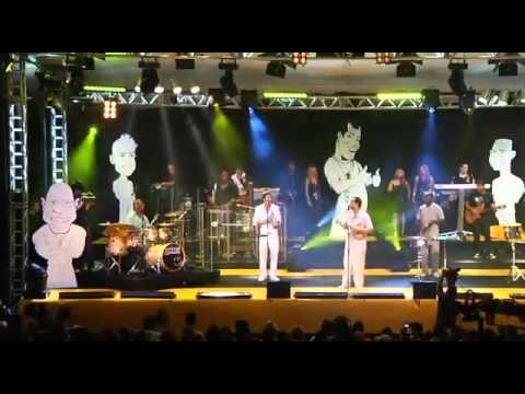Netinho,DVD recording of the most famous samba(MOLEJO) band from Brazil-Song