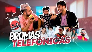 Video BROMAS TELEFONICAS Ft. (Sebas & Isra) Mario Ruiz MP3, 3GP, MP4, WEBM, AVI, FLV Maret 2019
