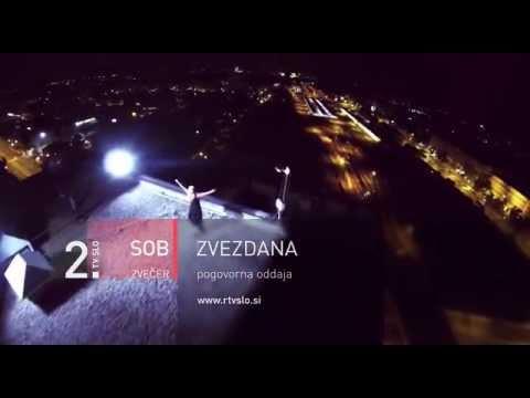 Zvezdana, nova večerna pogovorna oddaja - ob sobotah zvečer na TV SLO 2