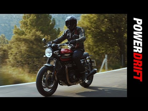 2019 Triumph Speed Twin : Street Twin's charm and Thruxton's power : PowerDrift