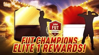 So i'm FINALLY back uploading videos for you guys! In today's video i'm going to be opening my ELITE 1 Weekend League Rewards as I managed to get 34-6 for th...