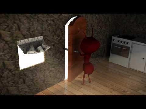 Ant 3D