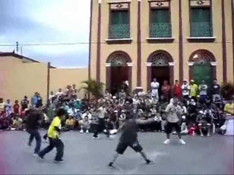4º encontro de Dança de rua em Alagoa Grande (Grupos)