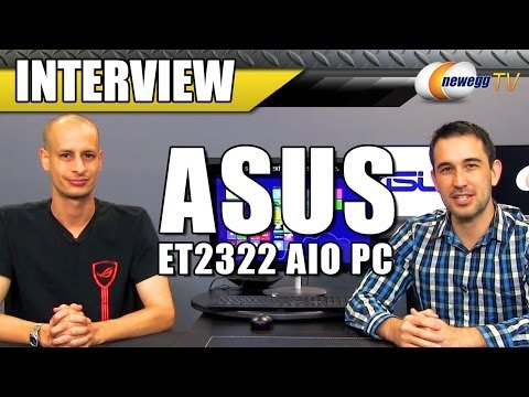PC - Nick from ASUS joins us in studio to discuss their new All in One PC with ten point capacitive touch screen goodness. Watch the video for more details. ASUS ...