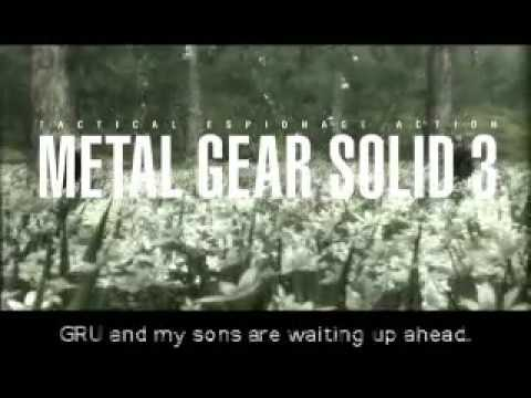 Metal Gear Solid 3: Snake Eater #1