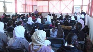 الرؤيا الفلسطينية تعقد جلسة لمناقشة حوادث السير في بلدة عنبتا
