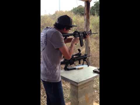 Rene shooting