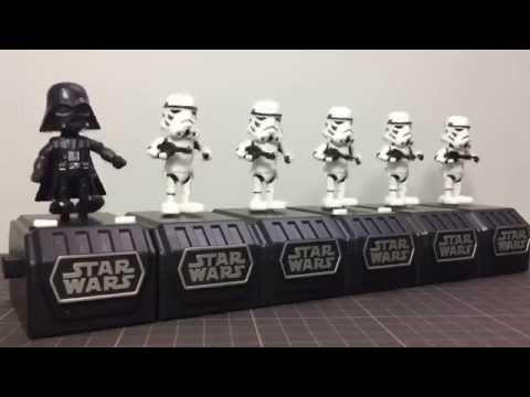Tap Dancing Stormtrooper Toy