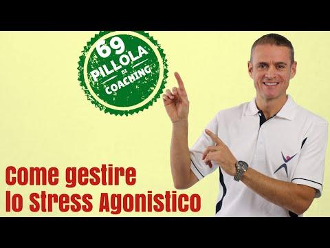 Gestire lo stress agonistico (Risparmiare energie preziose)