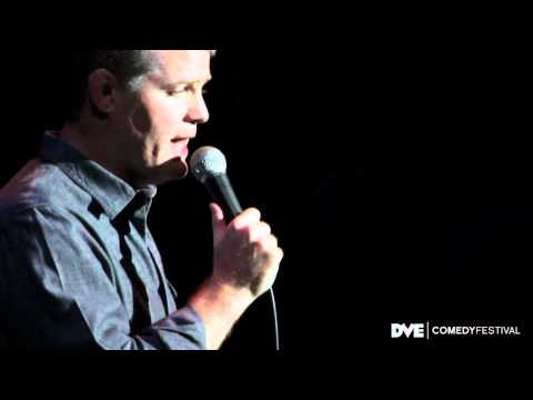 DVE Comedy Festival - Greg Warren - Flute Man