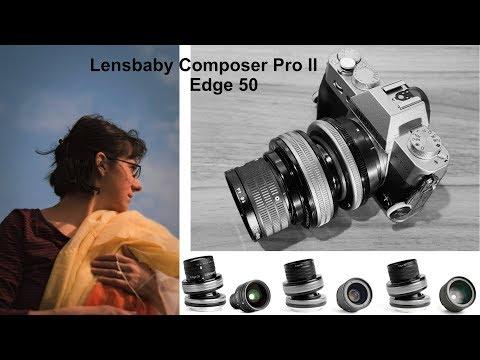 Obiectivul Lensbaby Composer Pro II cu Edge 50 iti dezvolta creativitatea