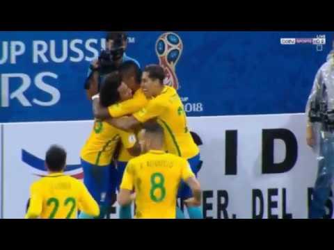 Brazil vs Paraguay 3 0   All Goals & Highlights   World Cup 2018