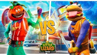Video DURR BURGER *BEEF BOSS* VS TOMATO HEAD - FORTNITE SHORT FILMS MP3, 3GP, MP4, WEBM, AVI, FLV Agustus 2018
